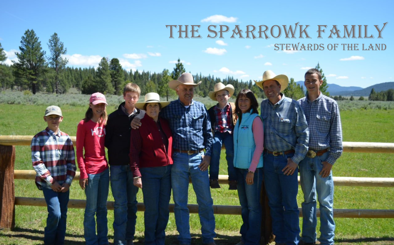 Sparrowk Livestock & Bar One Cattle Company
